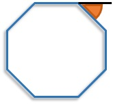 Finding the exterior angle of a regular polygon free mathematics lessons and tests for Exterior angle of a regular octagon