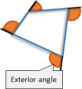 Interior Angles Of A Polygon Free Mathematics Lessons And Tests